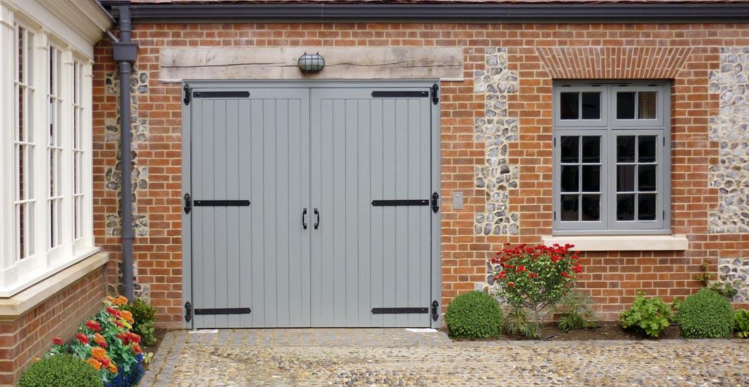 wooden garage doors contemporary hand crafted wooden garage doors penchard