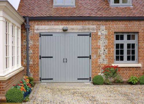 Electric Garage Doors Penchard Uk